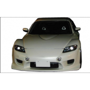 RX8 04+ RE style Front bumper