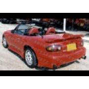 W204 C63 AMG Front Bumper Vent Covers CARBON FIBER