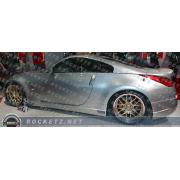 350Z 03+ IN style Lipkit S/S