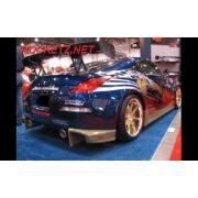 350Z 03+ SK style S/S