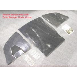 R32 GTR under car cover