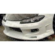 Nissan S13 S14 S15 SR20 Vented Engine Cover CARBON FIBER