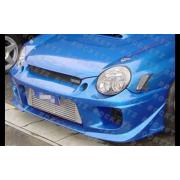 Impreza 02-03 ZS style Front bumper