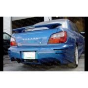 Impreza 02-03 ZS style Rear bumper