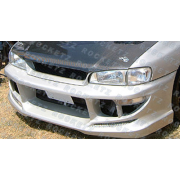 Impreza 93-01 CW style Front bumper 2/4D