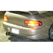 Impreza 93-01 CW style Rear add-on corners 2/4D