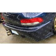 Impreza 93-01 ZS style Rear bumper
