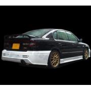 Legacy 00 GA style Rear bumper