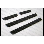 Scion XB 03+ carbon door sill