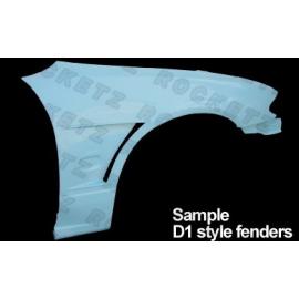 Integra 90-93 Z3 style Front Fender 2/4D