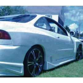Integra 94-01 wide-body rear fender flares 2D