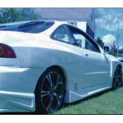 Integra 94-01 wide-body rear fender flares 2D