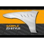 Mustang 99-04 Z3 style Front Fender