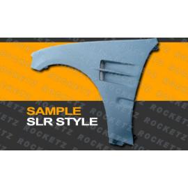 Civic 88-91 SLR style Front Fender 3D