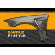 Civic 99-00 F1 style Front Fender 2/3/4D