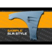 Civic 99-00 M-roadster style Front Fender 2/3/4D