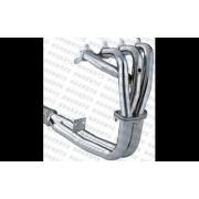 Accord 98-02 V4 Chrome Steel Header