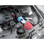 E46 330 Intake Pipe Silver