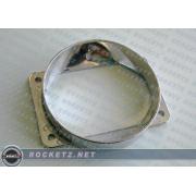 Lancer 2002 2.0L intake pipe silver