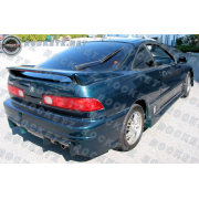 Integra 94-01 3-pc low spoiler w/ light 2D