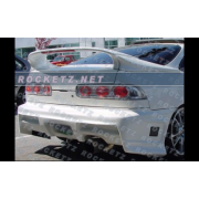 Integra 94-01 3-pc spoiler w/ light 2D