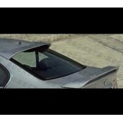 BMW E46 HM style Roof 2D spoiler