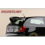 Civic 02 M style roof spoiler 3D