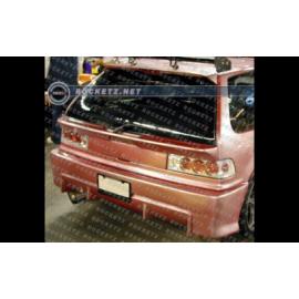 Civic 88-91 M style Mid-spoiler 3D