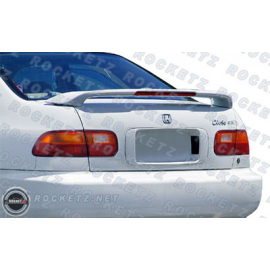 Civic 92-95 Spyder style spoiler 2D