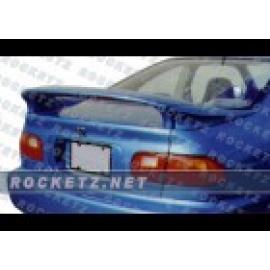 Civic 92-95 3-pc spoiler w/light 2D