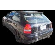Civic 96-00 SP style roof Spoiler 3D