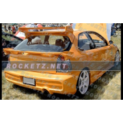 Civic 96-00 Vader style mid-spoiler 3D