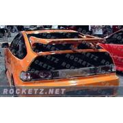 CRX 88-91 FS style Spoiler 3pcs