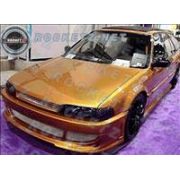 Accord 90-93 BM style Front bumper 2/4D